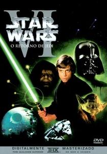 Star Wars: Episódio VI - O Retorno de Jedi - Poster / Capa / Cartaz - Oficial 7