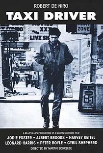 Taxi Driver - Poster / Capa / Cartaz - Oficial 7