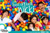Melhor da sorte Nikki (1ª Temporada) - Poster / Capa / Cartaz - Oficial 1