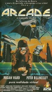 Arcade - A Realidade Mortal - Poster / Capa / Cartaz - Oficial 2