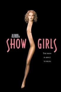 Showgirls - Poster / Capa / Cartaz - Oficial 1
