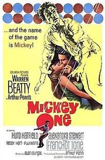 Mickey One - Poster / Capa / Cartaz - Oficial 1