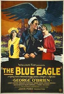 A Águia Azul - Poster / Capa / Cartaz - Oficial 1