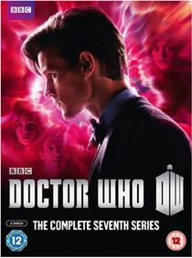 Doctor Who (7ª Temporada) - Poster / Capa / Cartaz - Oficial 3