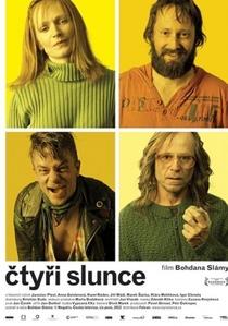 Quatro Sóis - Poster / Capa / Cartaz - Oficial 1