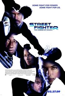 Street Fighter: A Lenda de Chun-Li - Poster / Capa / Cartaz - Oficial 2