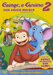 George, o Curioso 2: Siga Aquele Macaco - Poster / Capa / Cartaz - Oficial 1