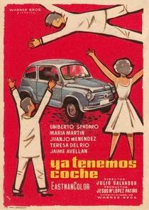 Ya Tenemos Coche - Poster / Capa / Cartaz - Oficial 1
