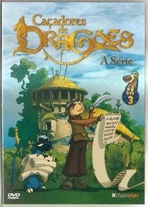 Caçadores de Dragões - A Série (1ª Temporada) - Poster / Capa / Cartaz - Oficial 1