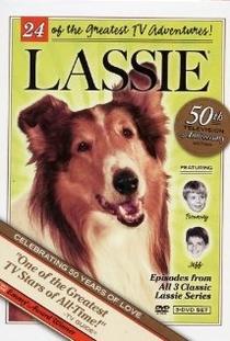 Lassie - Poster / Capa / Cartaz - Oficial 2