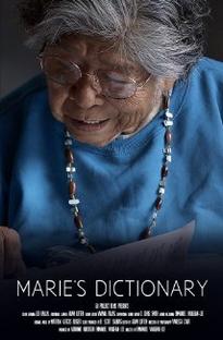Marie's Dictionary - Poster / Capa / Cartaz - Oficial 1