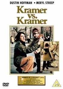 Kramer vs. Kramer - Poster / Capa / Cartaz - Oficial 6
