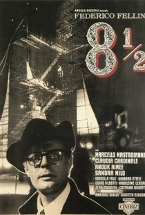 8½ - Poster / Capa / Cartaz - Oficial 10