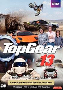 Top Gear - 13 temporada - Poster / Capa / Cartaz - Oficial 1