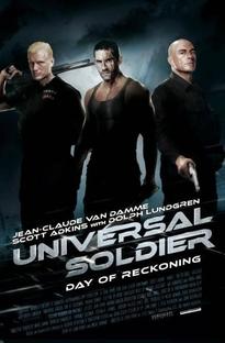 Soldado Universal 4 - Juízo Final - Poster / Capa / Cartaz - Oficial 1