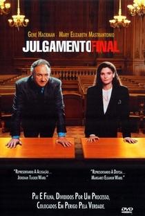 Julgamento Final - Poster / Capa / Cartaz - Oficial 4