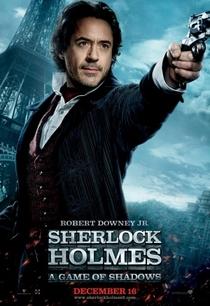 Sherlock Holmes: O Jogo de Sombras - Poster / Capa / Cartaz - Oficial 11