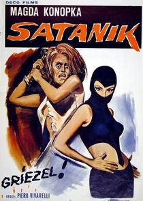 Satanik - Poster / Capa / Cartaz - Oficial 4