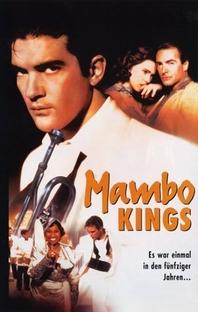 Os Reis do Mambo - Poster / Capa / Cartaz - Oficial 4