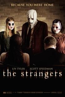 Os Estranhos - Poster / Capa / Cartaz - Oficial 2