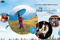 The Blue Umbrella - Poster / Capa / Cartaz - Oficial 1