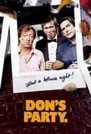 A Festa de Don (Don's Party)