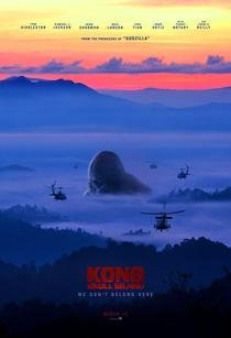 Kong: A Ilha da Caveira - Poster / Capa / Cartaz - Oficial 8
