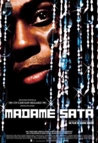 Madame Satã - Poster / Capa / Cartaz - Oficial 1