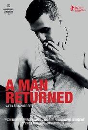 A Man Returned - Poster / Capa / Cartaz - Oficial 1
