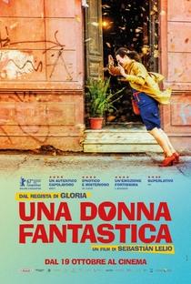 Uma Mulher Fantástica - Poster / Capa / Cartaz - Oficial 4