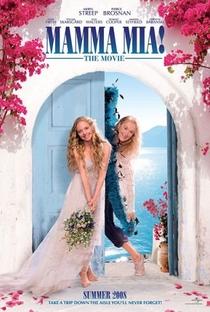 Mamma Mia! O Filme - Poster / Capa / Cartaz - Oficial 1