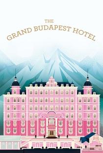 O Grande Hotel Budapeste - Poster / Capa / Cartaz - Oficial 31