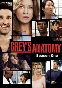 Grey's Anatomy (1ª Temporada) - Poster / Capa / Cartaz - Oficial 1