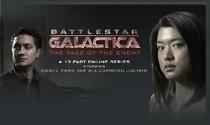 Battlestar Galactica - The Face of the Enemy - Poster / Capa / Cartaz - Oficial 2