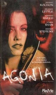 Agonia - Poster / Capa / Cartaz - Oficial 2