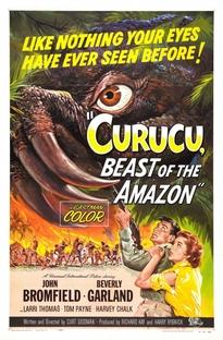 Curuçu, O Terror do Amazonas - Poster / Capa / Cartaz - Oficial 1