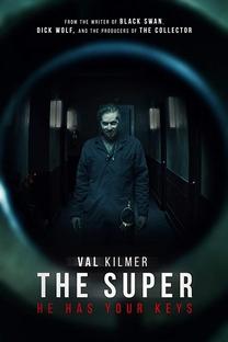 The Super - Poster / Capa / Cartaz - Oficial 1