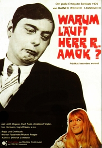 Por que Deu a Louca no Sr. R.? - Poster / Capa / Cartaz - Oficial 3