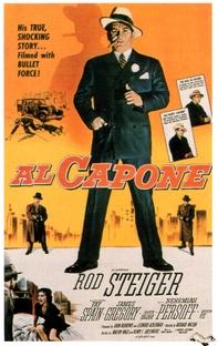Al Capone - Poster / Capa / Cartaz - Oficial 1