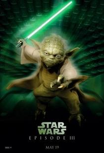 Star Wars: Episódio III - A Vingança dos Sith - Poster / Capa / Cartaz - Oficial 6