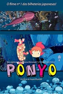 Ponyo: Uma Amizade que Veio do Mar - Poster / Capa / Cartaz - Oficial 49