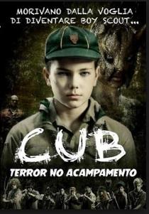 Terror no Acampamento - Poster / Capa / Cartaz - Oficial 4