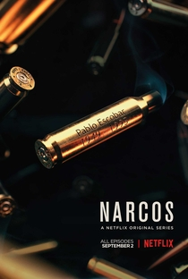 Narcos (2ª Temporada) - Poster / Capa / Cartaz - Oficial 2