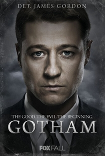 Gotham (1ª Temporada) - Poster / Capa / Cartaz - Oficial 3