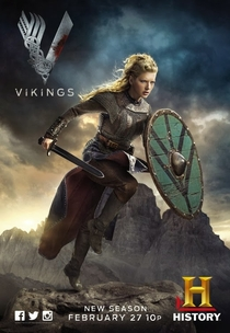 Vikings (2ª Temporada) - Poster / Capa / Cartaz - Oficial 1