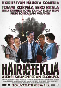 Häiriötekijä - Poster / Capa / Cartaz - Oficial 1