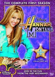 Hannah Montana (1ª Temporada) - Poster / Capa / Cartaz - Oficial 1