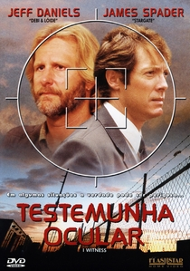 Testemunha Ocular - Poster / Capa / Cartaz - Oficial 3