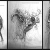 O horror, o horror...: Artbook - Correr ou morrer - prova de fogo