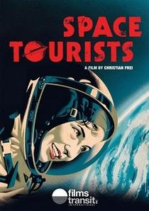 Turistas espaciais - Poster / Capa / Cartaz - Oficial 1
